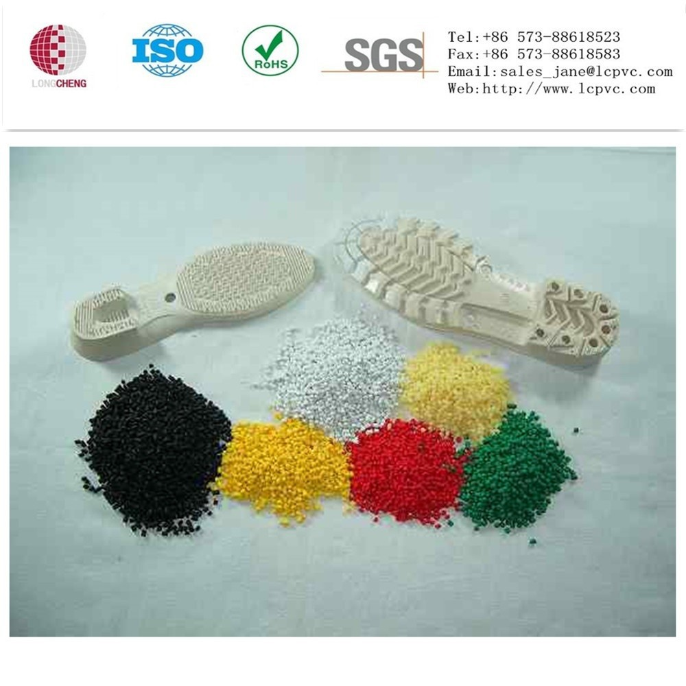 Pvc Granule/compound For Shoes Sole