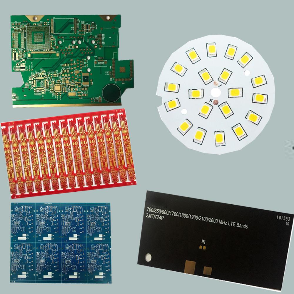 6 Layer Pcb 94v0 Printed Circuit Board Buy 94vo Six Hasl Lf Capability