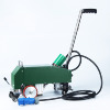 4200w automatic portable high frequency pvc plastic fabric flex banner seam vinyl heating welding machine welder