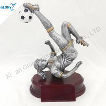 Sport Cup Trophy Resin Statue Shooting Trophy