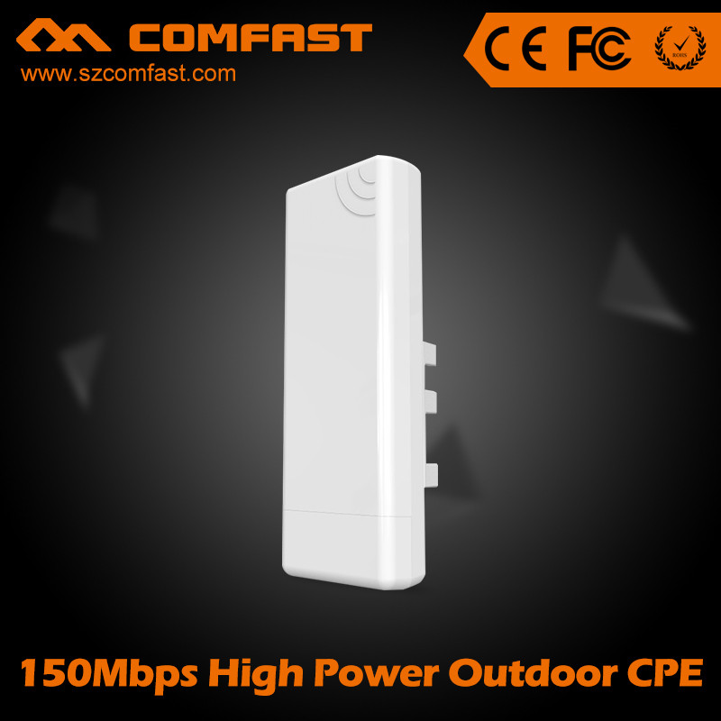 POE Power Supply Module Combiner Wireless AP Bridge Room Security Monitoring Network Camera IPCOMFAST CF-E214N