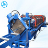 Cr12 Color Steel Frame Roll Forming Machine For Garage / Security Door