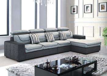 Latest Design Hall French High Back Corner Sofa Set S031 Buy High