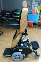 DW-SW03 electric standing wheelchair with joystick controller