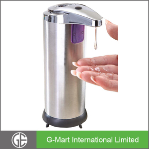 Stainless Steel Soap Dispenser Automatic Foam Liquid Hand Sensor Soap Dispenser