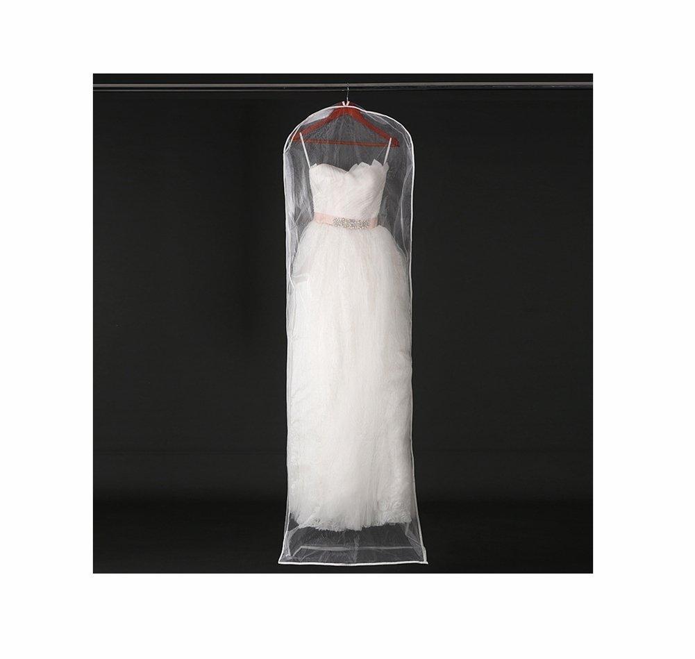 Buy FloYoung Transparent Wedding Dress Dust Cover Garment Bags ...