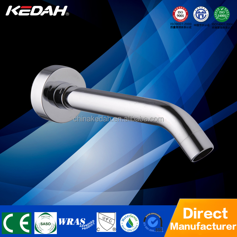Simple style hand wash basin wall mounted sensor water tap KD-277D/AD