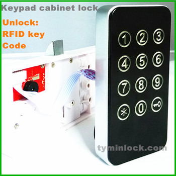 TM118 NEW Product Keypad Cabinet Lock, Keypad Locker Lock for ...