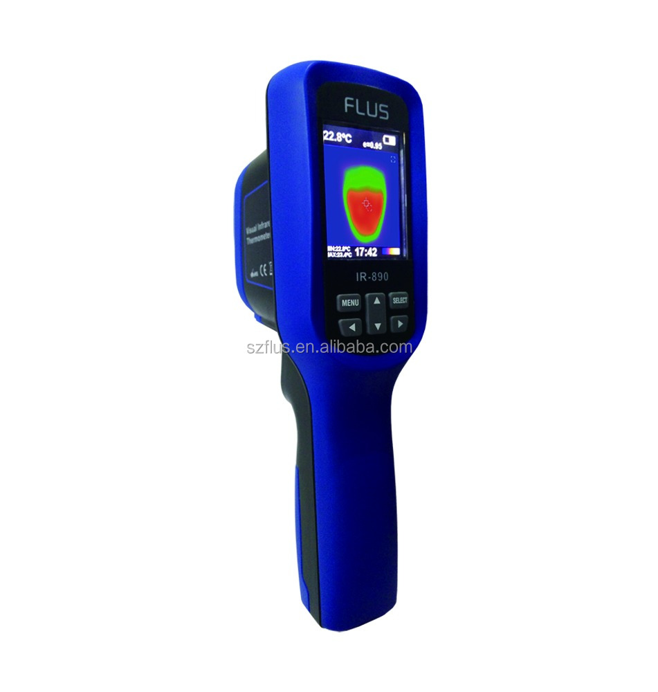 New Arrival Portable Infrared Thermal Imager Thermo Vision Camera ...