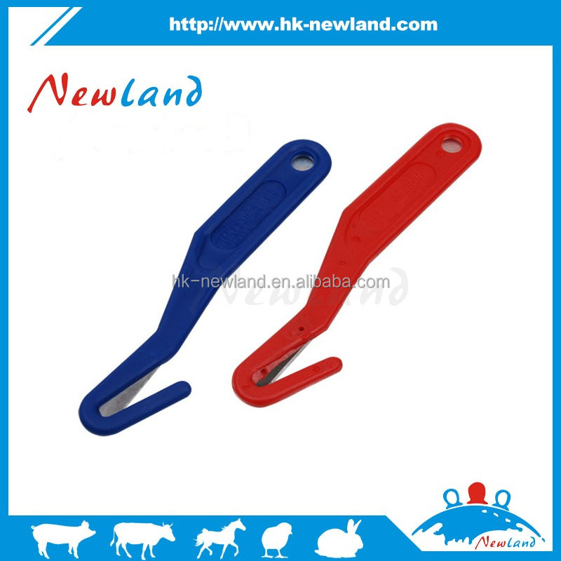 Super quality veterinary ear tag cutters, twine knife remover with sharp blade, ear tag remover wholesale price