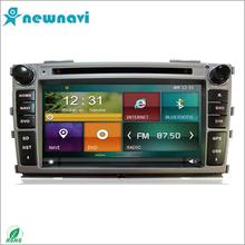 "7 ""car dvd/lettore cd AM/FM radio telefono di navigazione GPS bluetooth car dvd player per Kia forte"