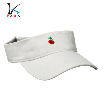 wholesale cheap sun visor hat and cap high quality kids colorful running  wide brim plastic 721e76d0f2e