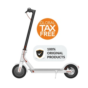 International version Original Xiaomi MI 365 Electric Scooter with Two Spare Tires