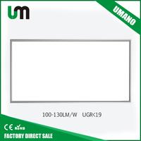 Super Slim warm white 600x1200 led ceiling panel down light led panel bulbs
