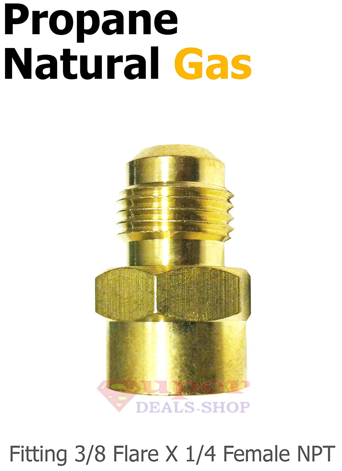 Get Quotations Grill Replacement Propane Connector Natural Gas Rv Adapter Quick