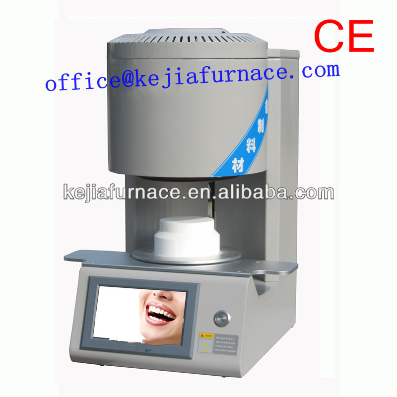 CAD/CAM high temperature lab cystal furnace