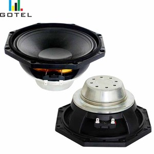 High Quality 8 inch 8 ohm Neodymium Woofer Speaker