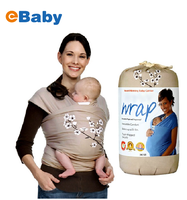 Baby carrier sling wrap,Top selling baby carrier with best cotton material
