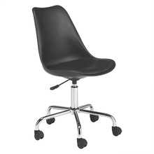 Black Task Swivel Plastic Office Chair Products