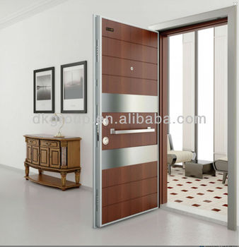 New Design Turkish Style Steel Wood Armored doors & New Design Turkish Style Steel Wood Armored Doors - Buy Turkish ...