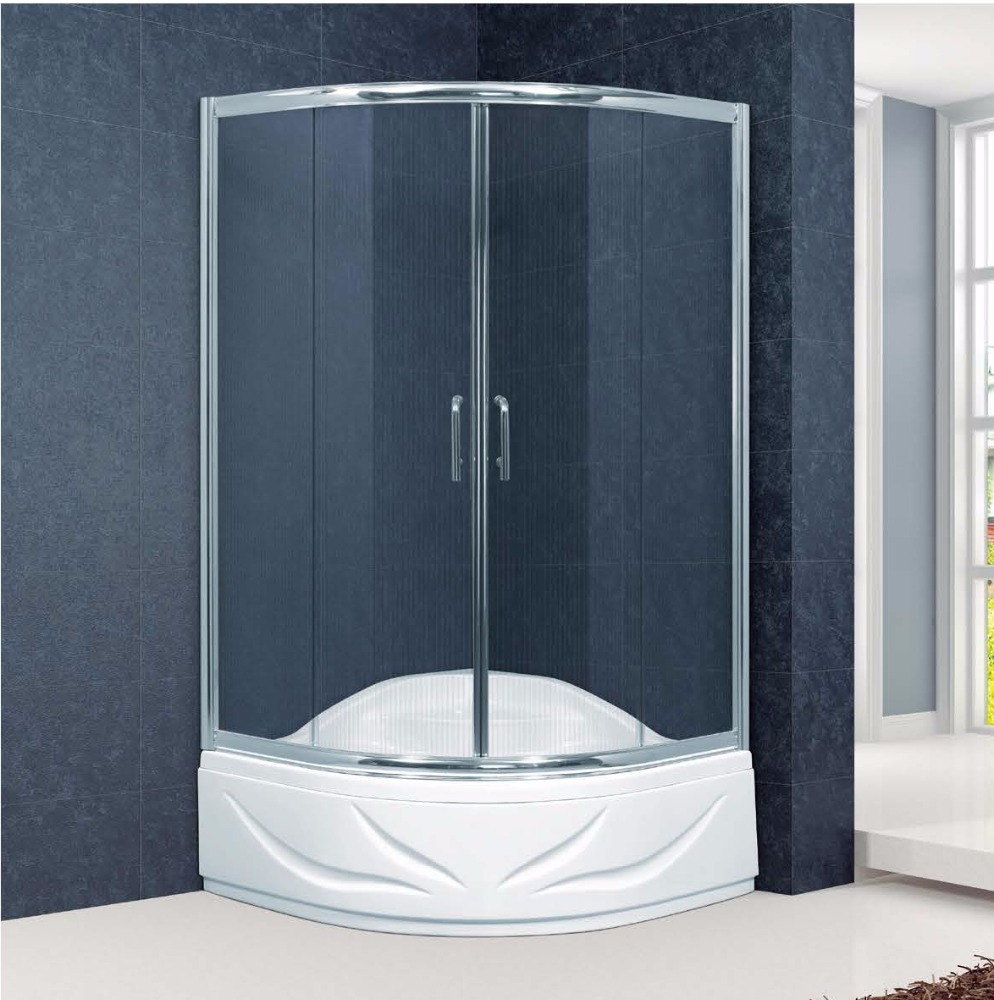 Fan Shaped Shower Enclosure, Fan Shaped Shower Enclosure Suppliers ...
