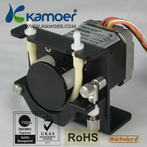 Kamoer Micro Gear Oil Pump Peristaltic Pump