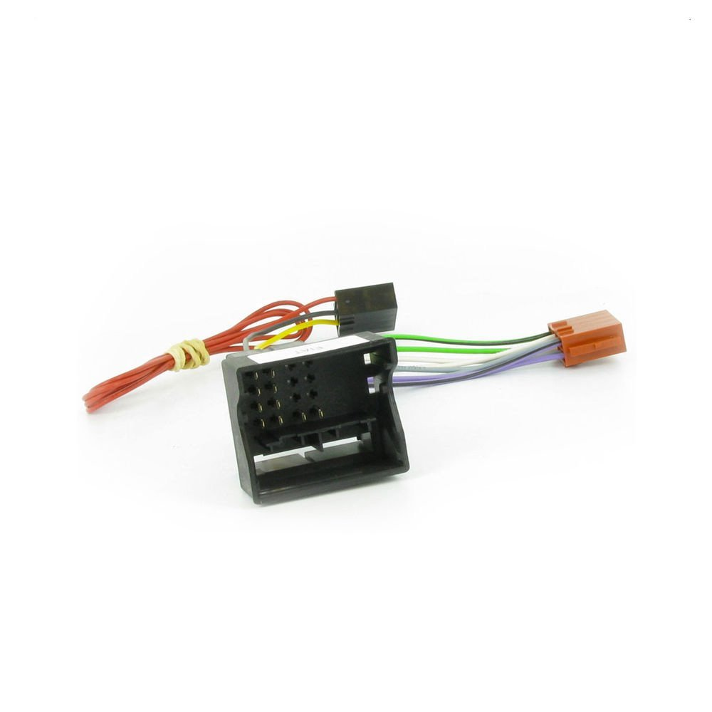 Cheap 12 Volt Wiring Harness Find Deals On Fuse Box For Fiat Ulysse Get Quotations Adapter 2004 Iso Stereo Plug Adaptor