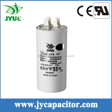 55UF 450V CBB60 ac motor capacitor for cleaning machine