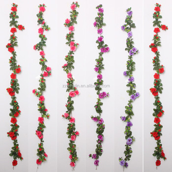 67inch cheap silk flower garland wholesale fake flower vine fabric 67inch cheap silk flower garland wholesale fake flower vine fabric artificial flower garland mightylinksfo