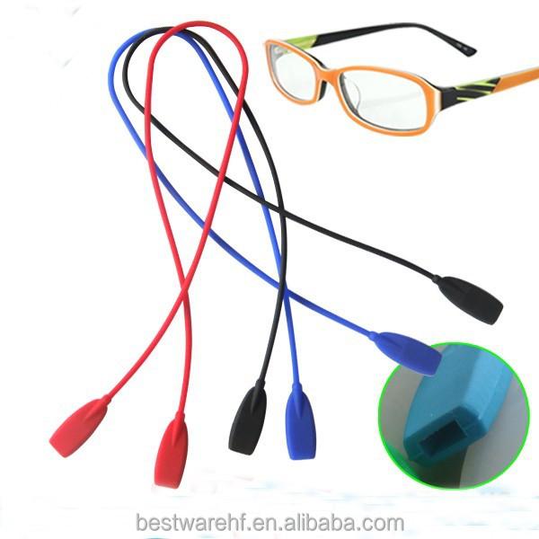 Wire Sunglass Strap  2016 funny silicone glasses sunglasses strap eyeglasses rope