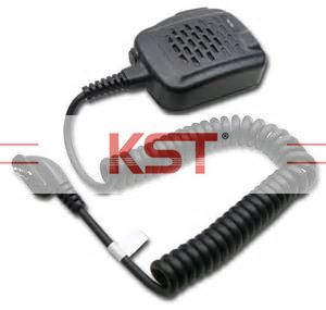 MH-45B4B Heavy Duty Speaker Microphone, Volume Intrinsically Safe. Vertex VX-160, VX-180, VX-210A, VX-230, VX-350, VX-410, VX-42