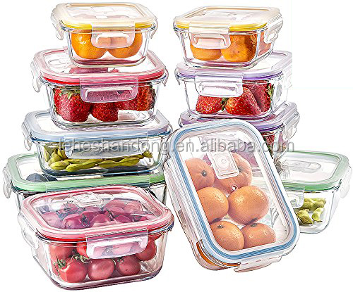 New design wood 3 compartment bento lunch box meal prep containers lids with great price