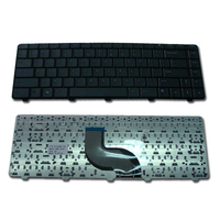 N3010 keyboard, for Dell N5010 N7010, for dell 17r laptop keyboard