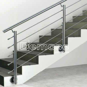 Lasted House Railing Design Wooden Handrail Ss Staircase