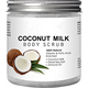 2016 Hot Sell ! OEM Factory Manufacture Organic Coconut Milk Body Scrub