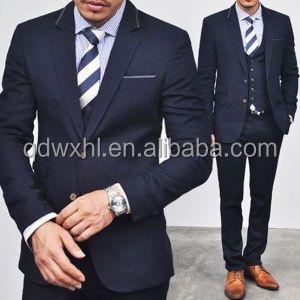 Wholesale Blazers Custom Made Suit Wool Slim Fited Turkish Mens ...