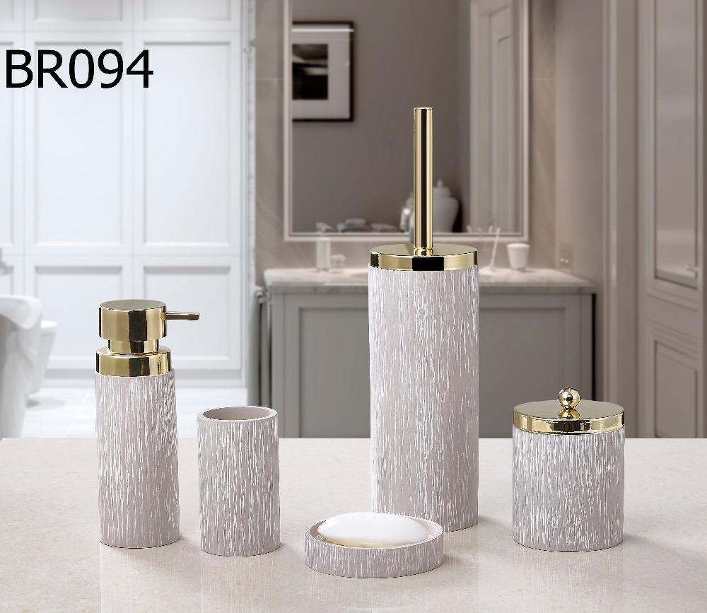 Luxury european fashion resin bathroom products accessories set high - Purple Bathroom Accessories Set Purple Bathroom Accessories Set Suppliers And Manufacturers At Alibaba Com