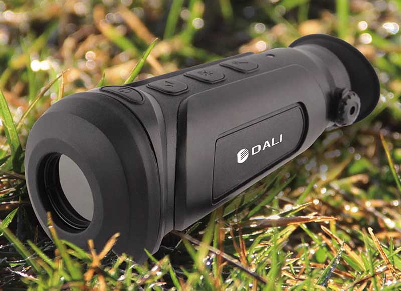 Cheap night vision scope DALI S240 thermal heat detector for hunting