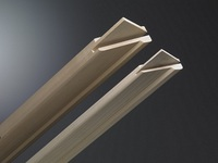 Canvas stretcher bars for canvas paintings in custom sizes