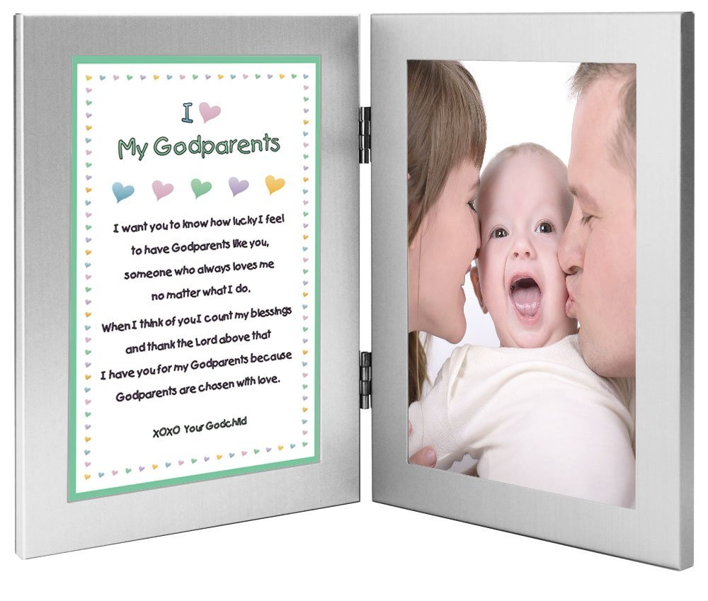 Buy Goddaughter Gift From Godmother - Godchild Photo Album for Baby ...