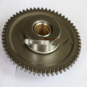 accurated dimension material of gear hob
