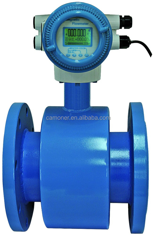 China Manufacturer Supply High Quality Intelligent electronic water flow meter
