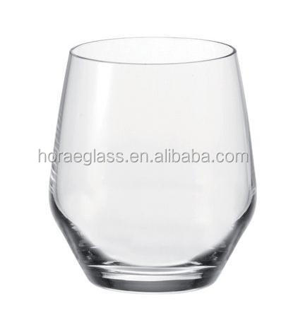 Wholesale New products Cocktail glass cup, martini cup,colored ball stem wine glass