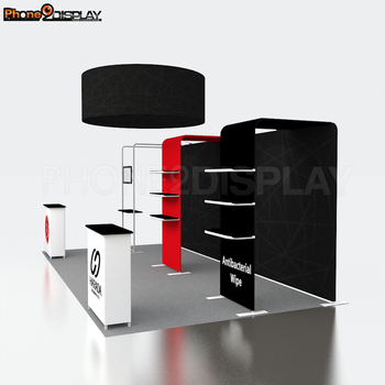 Advertising Ideas Booth Stand Exhibition Equip Modular Trade Show Display