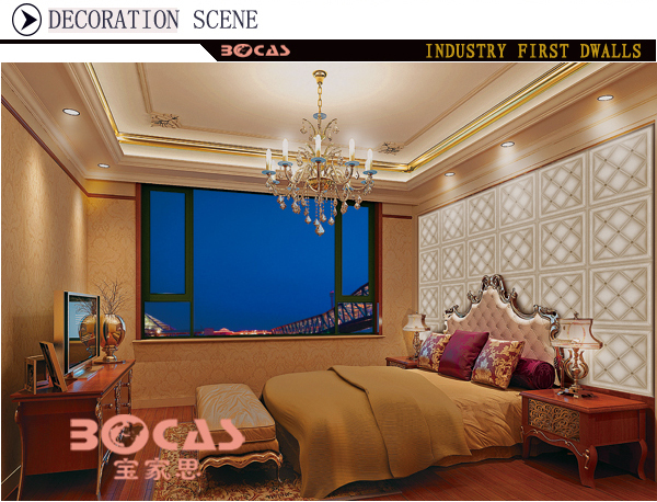 Interior Decoration Soundproof Material Interior Wall Paneling Buy Interior Decoration