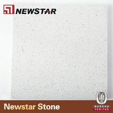Benyee White Galaxy/Sparkly White Artificial Stone Crystal Quartz Interior Tiles & Slabs For Wall And Floor Decorative