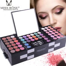 Miss Rose 148 Color 메이 컵 Tool Kit 화장품 Including 142 아이 섀도우로 Matte 3 Color Blush 3 Color 눈썹 분말 메이 컵 <span class=keywords><strong>팔레트</strong></span>