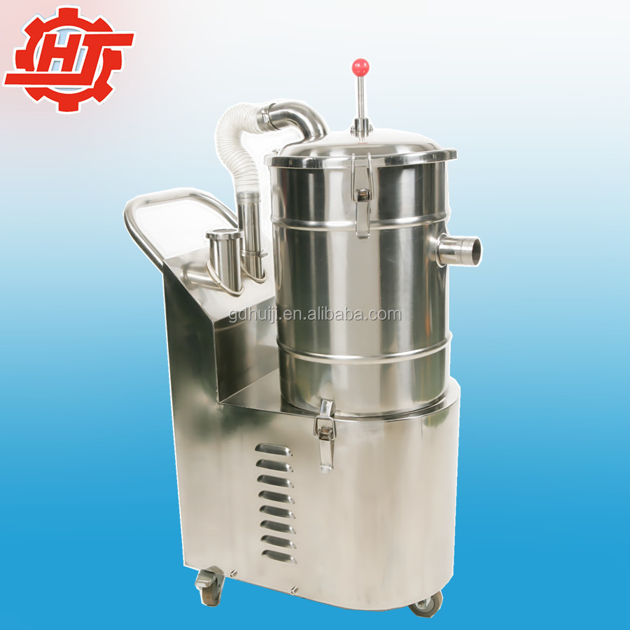 Low noise auto industrial dust collectors vacuum cleaner