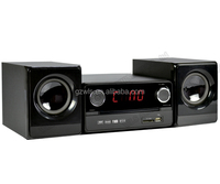 Hot selling stereo mini combo system home theater system with CD function