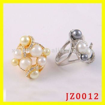New Model Of Gold Rings Jewelry Factory Outlet Stone Ring Designs Product